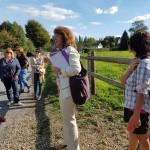 visite itinérante à Bonneville - la - Louvet et Les Authieux - sur - Calonne