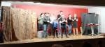 Représentation de théâtre à Bonneville- la- Louvet
