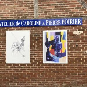 ATELIERS : CAROLINE POIRIER ET PIERRE POIRIER